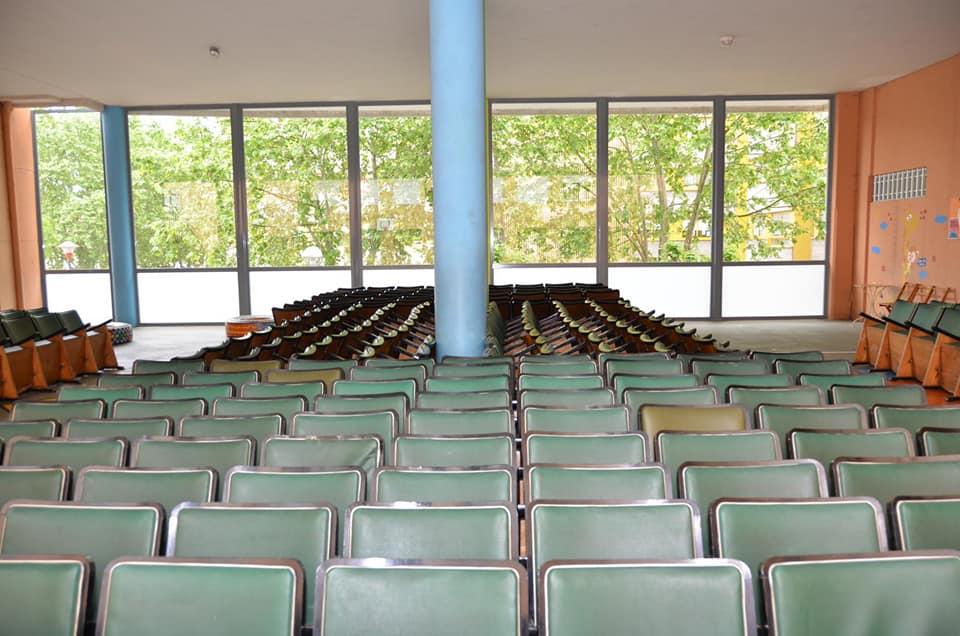 El histórico Salón de Actos del Colegio Diocesano San Ignacio se reinaugura hoy totalmente adaptado a los nuevos tiempos 1