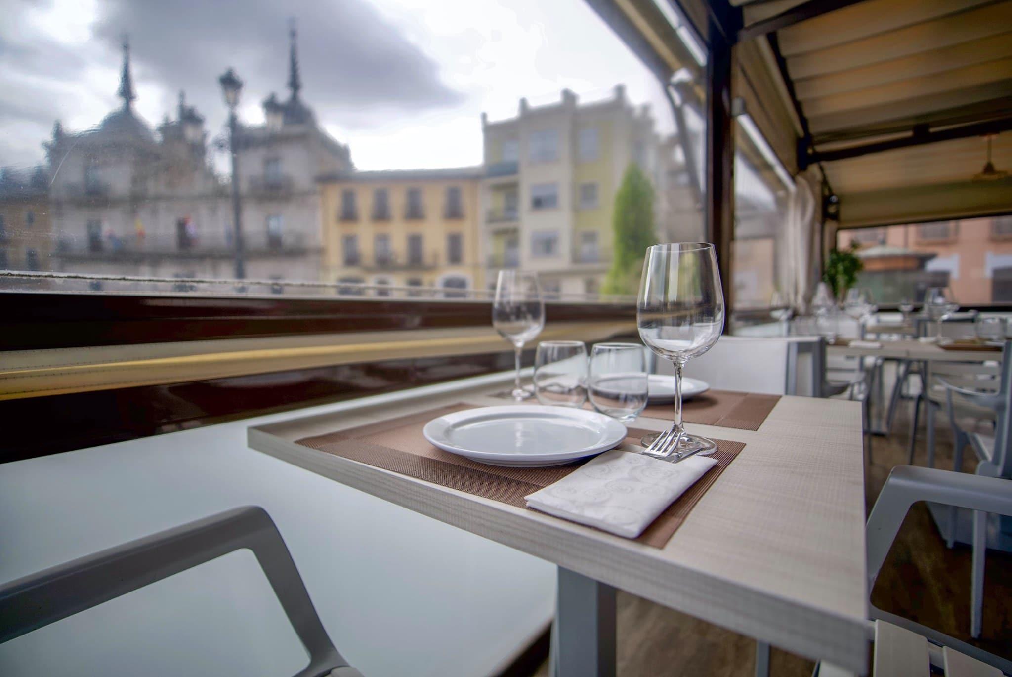El Restaurante La Violeta prepara un suculento menú para las Jornadas Gastronómicas de El Bierzo que comienzan la próxima semana 1