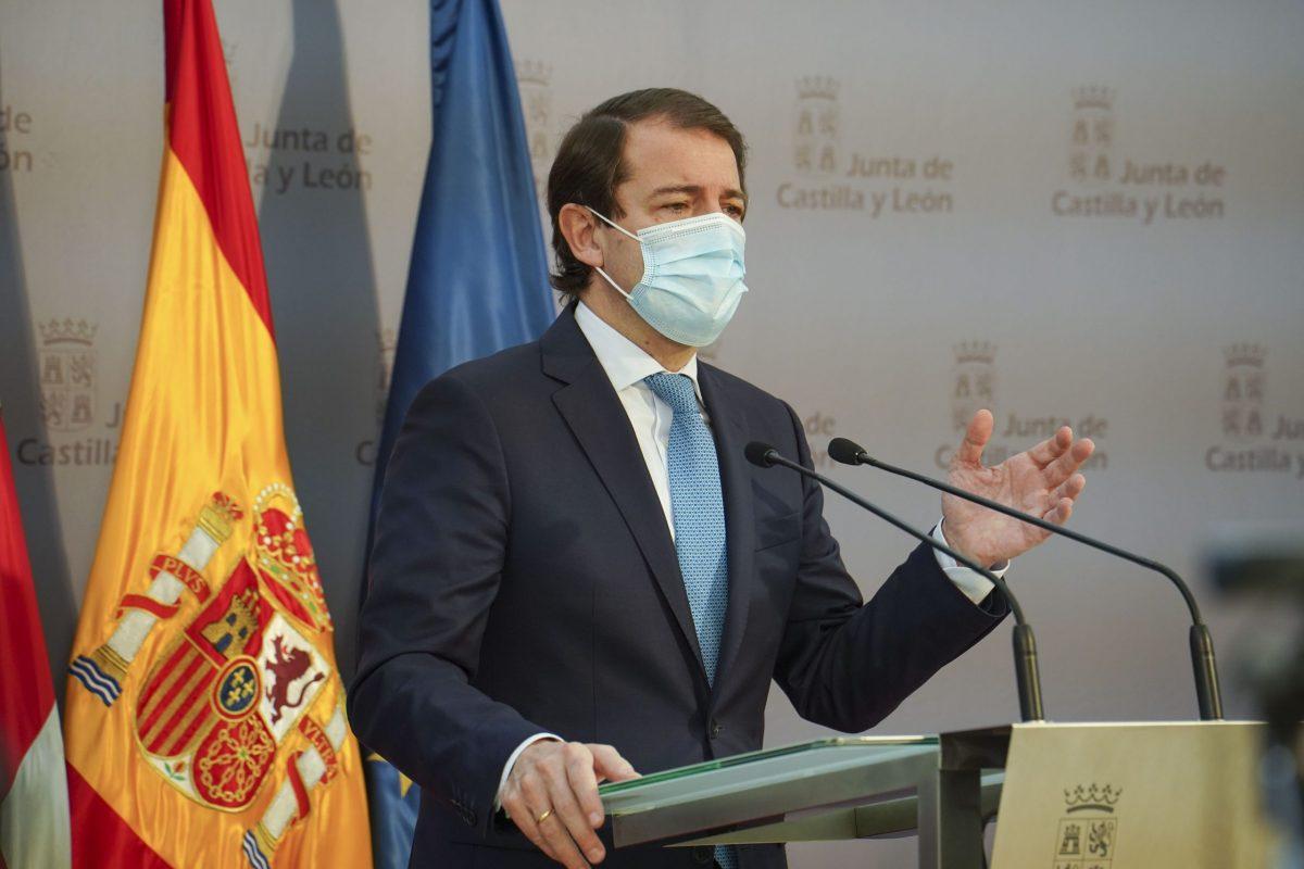 Estas son las nuevas medidas de contención dictadas por la Junta de Castilla y León 1