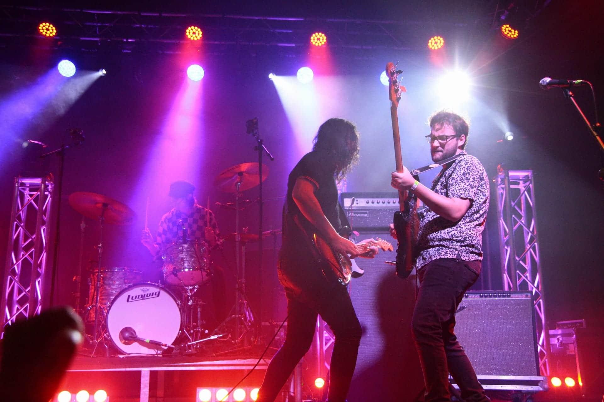 El Festival Purple Weekend leonés se suspende por la evolución de la Pandemia 1