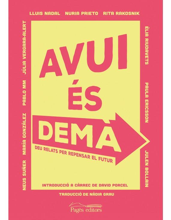 La ponferradina Nuria Prieto participa en el libro 'Hoy es mañana' 2