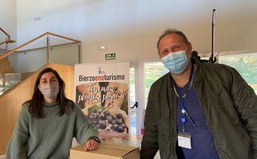 Bierzo Enoturismo pone en marcha una campaña solidaria junto con el Banco de Alimentos del Sil 10