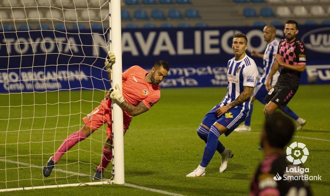 Una desconocida Ponferradina se deja llevar los tres puntos en El Toralín (0-3) 1