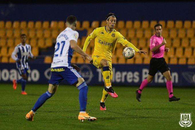 La Ponferradina se lleva los tres puntos en el Santo Domingo en un soporífero partido (1-0) 1