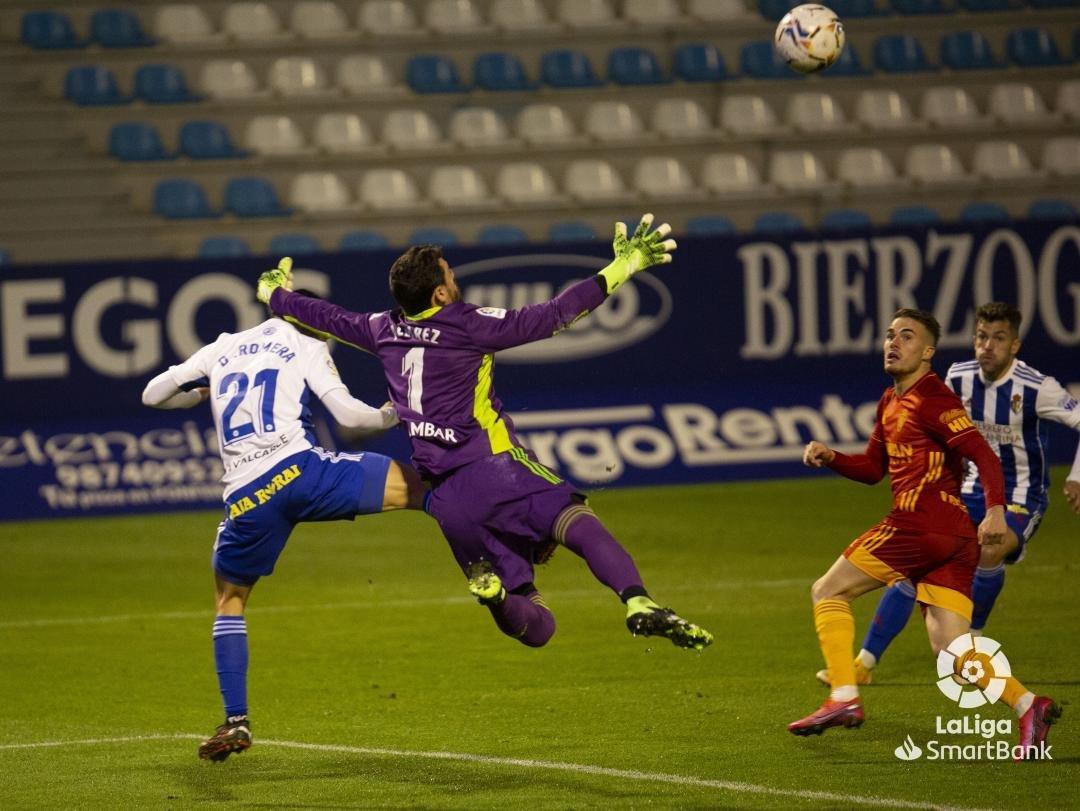 La Ponferradina remonta desde la esquina (2-1) 2