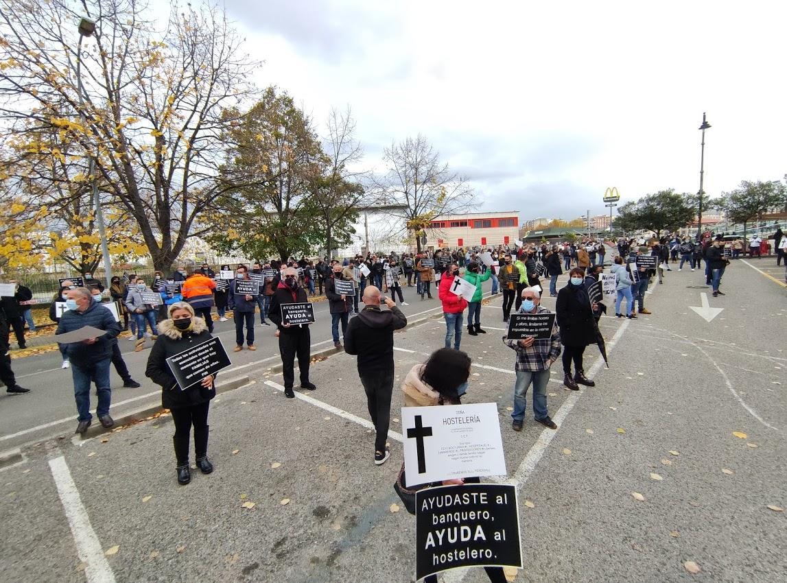 La hostelería berciana dice 'basta' ante la delegación de la Junta de Castilla y León 12