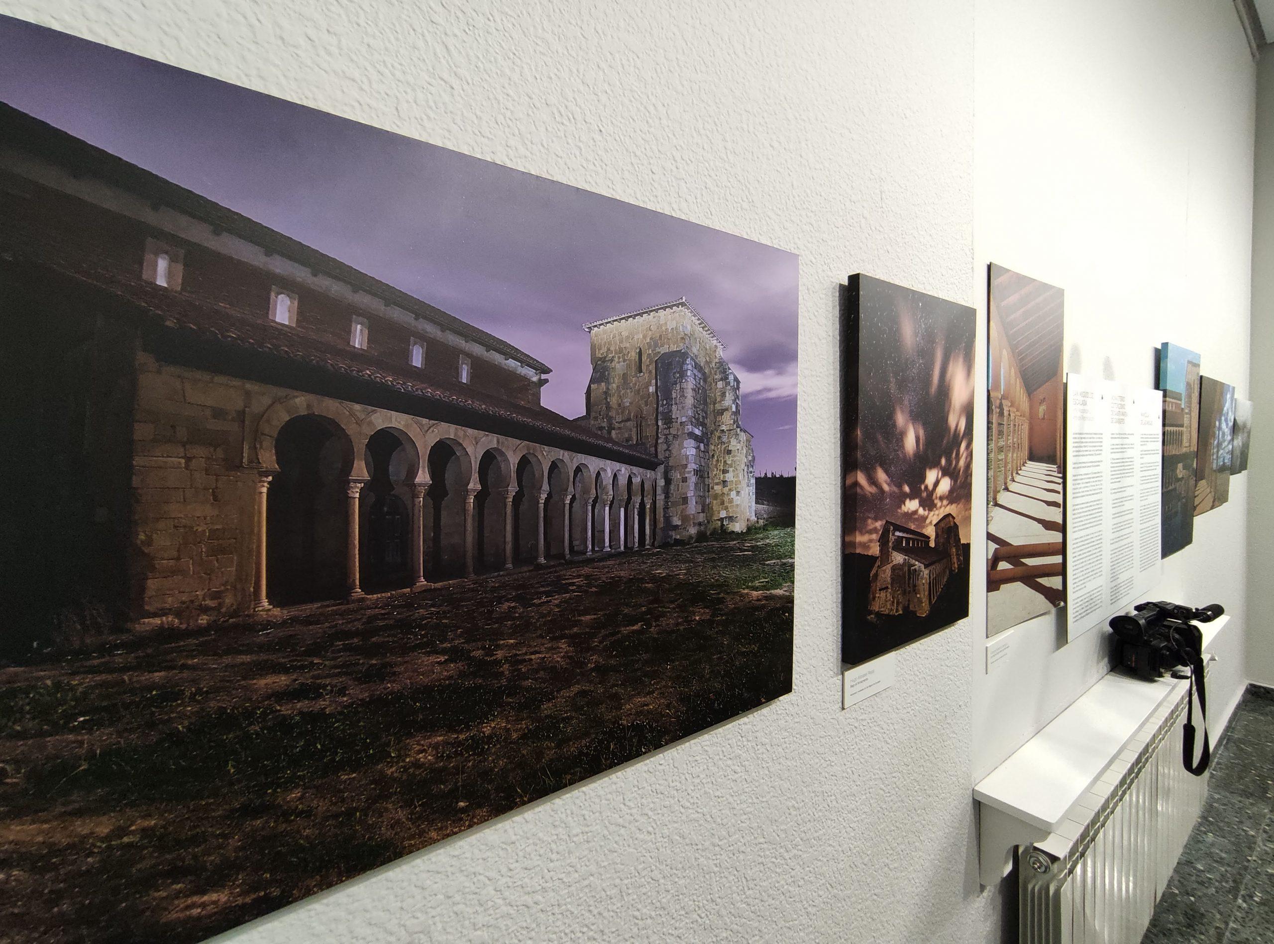 La Casa de la Cultura de Ponferrada presenta la exposición fotográfica 'RUTA DE LOS MONASTERIOS' 1