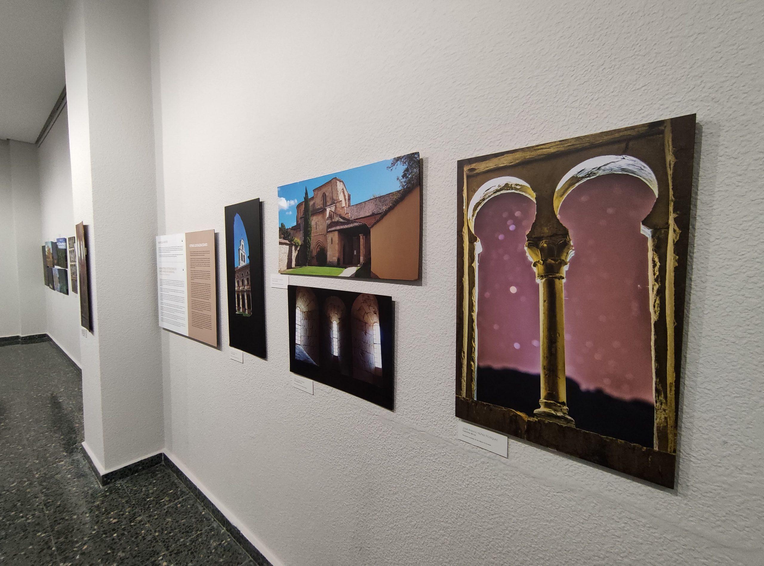 La Casa de la Cultura de Ponferrada presenta la exposición fotográfica 'RUTA DE LOS MONASTERIOS' 2