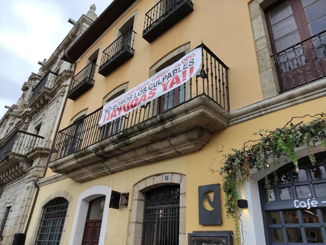 Ponferrada lanza líneas de ayuda a comerciantes, hosteleros, propietarios de kioscos y otros profesionales del sector 1