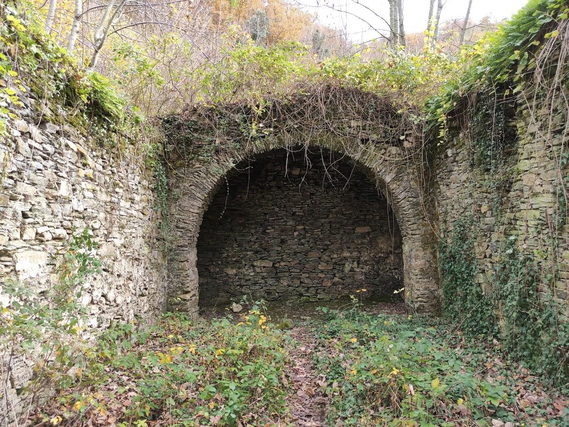 Rutas por el Bierzo: El Castañar de Manzanedo de Valdueza 12
