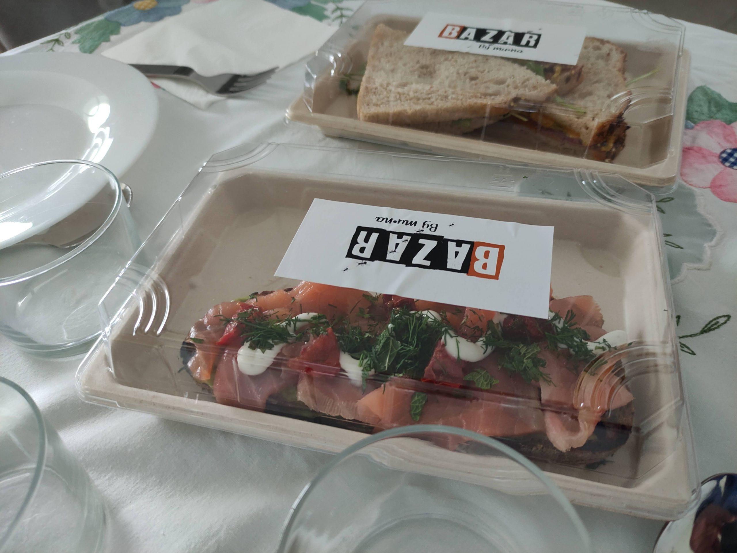 Reseña gastronómica: Brunch para llevar de Restaurante Muna de Ponferrada 8