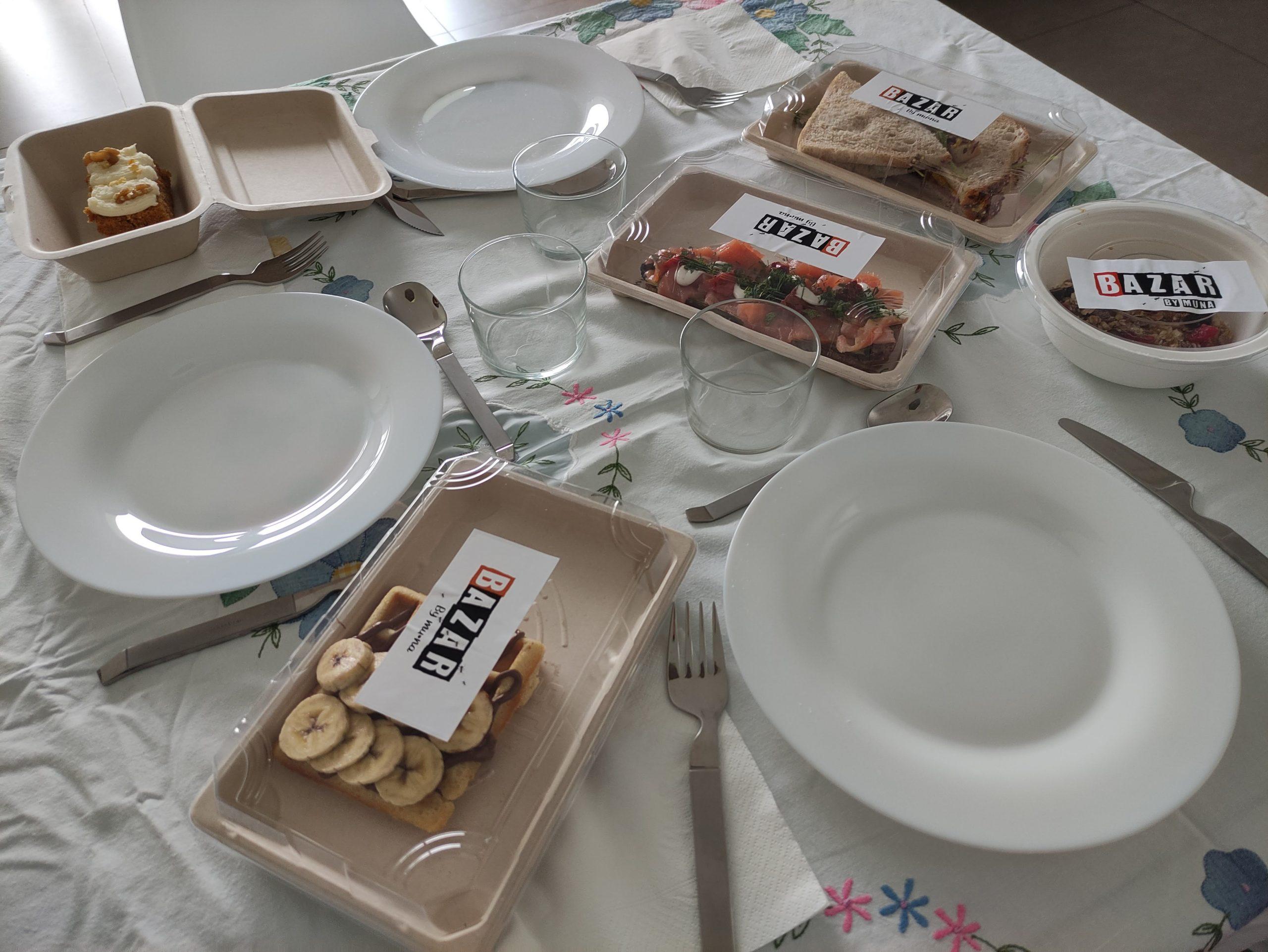 Reseña gastronómica: Brunch para llevar de Restaurante Muna de Ponferrada 4