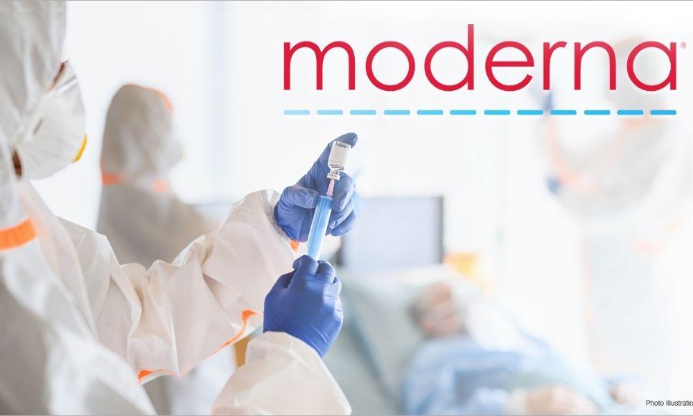 La empresa Moderna anuncia que su vacuna para combatir la covid tiene casi un 95% de eficacia 1