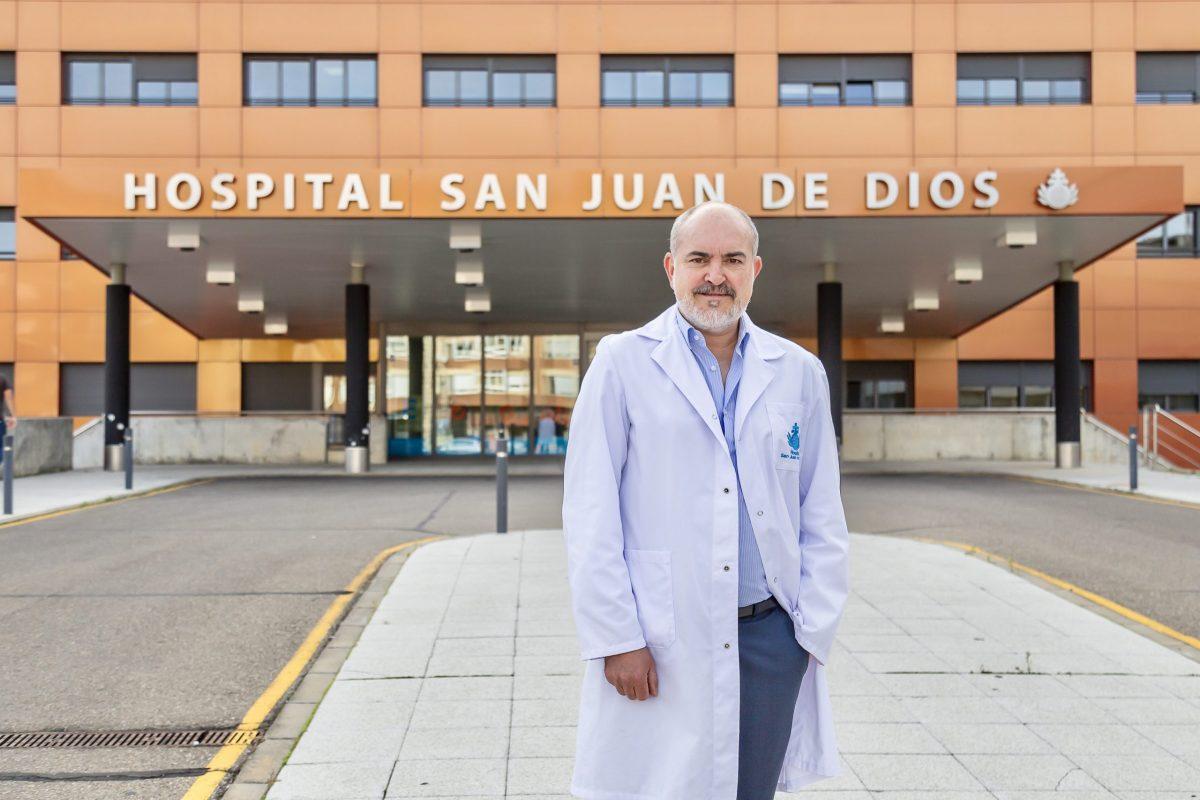 El doctor berciano Valle Folgueral es nominado por cuarto año a los Doctoralia Awards 2020 1