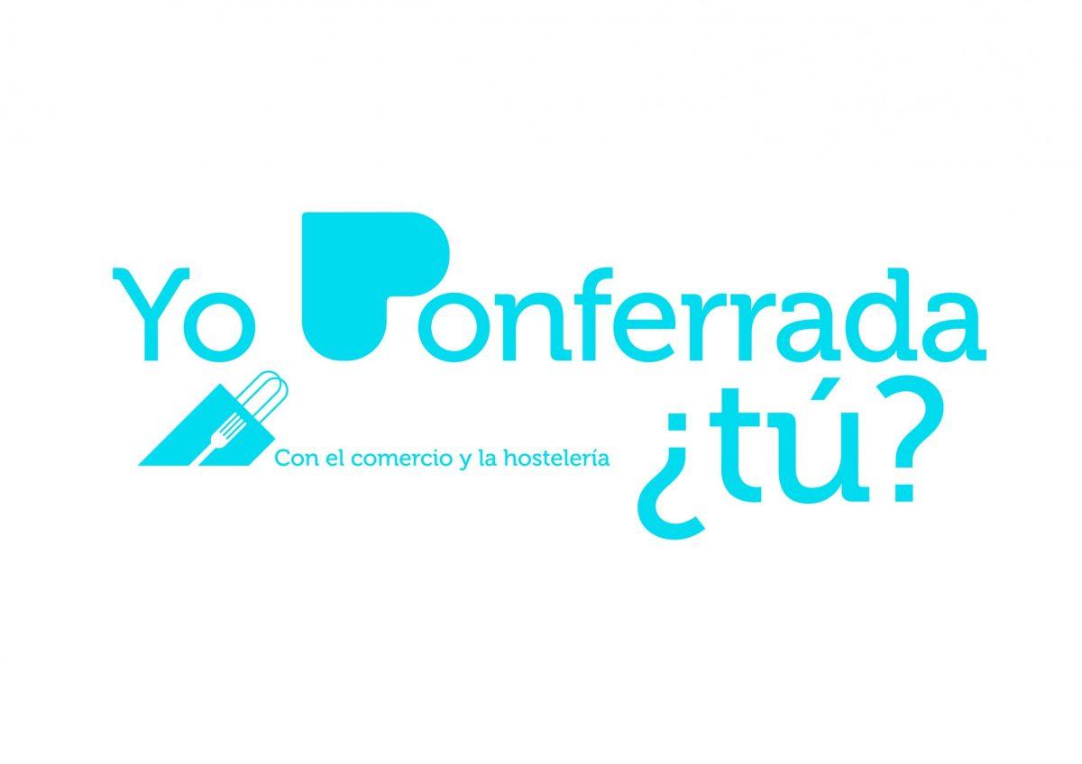 El Ayuntamiento prepara una nueva campaña 'Yo Ponferrada ¿Tú?, que inyectará 122.000€ al comercio y hostelería local 1