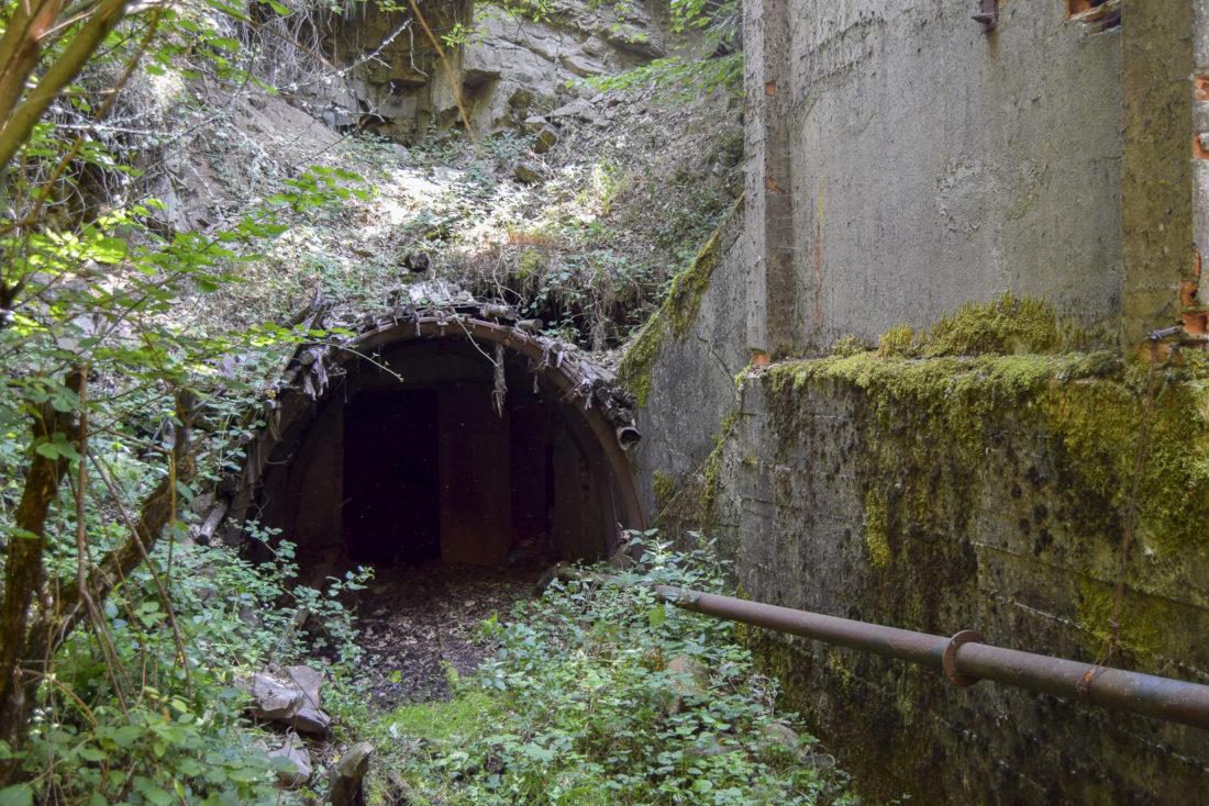 La Junta eliminará en las antiguas explotaciones mineras, chimeneas y pozos o cerramientos 1