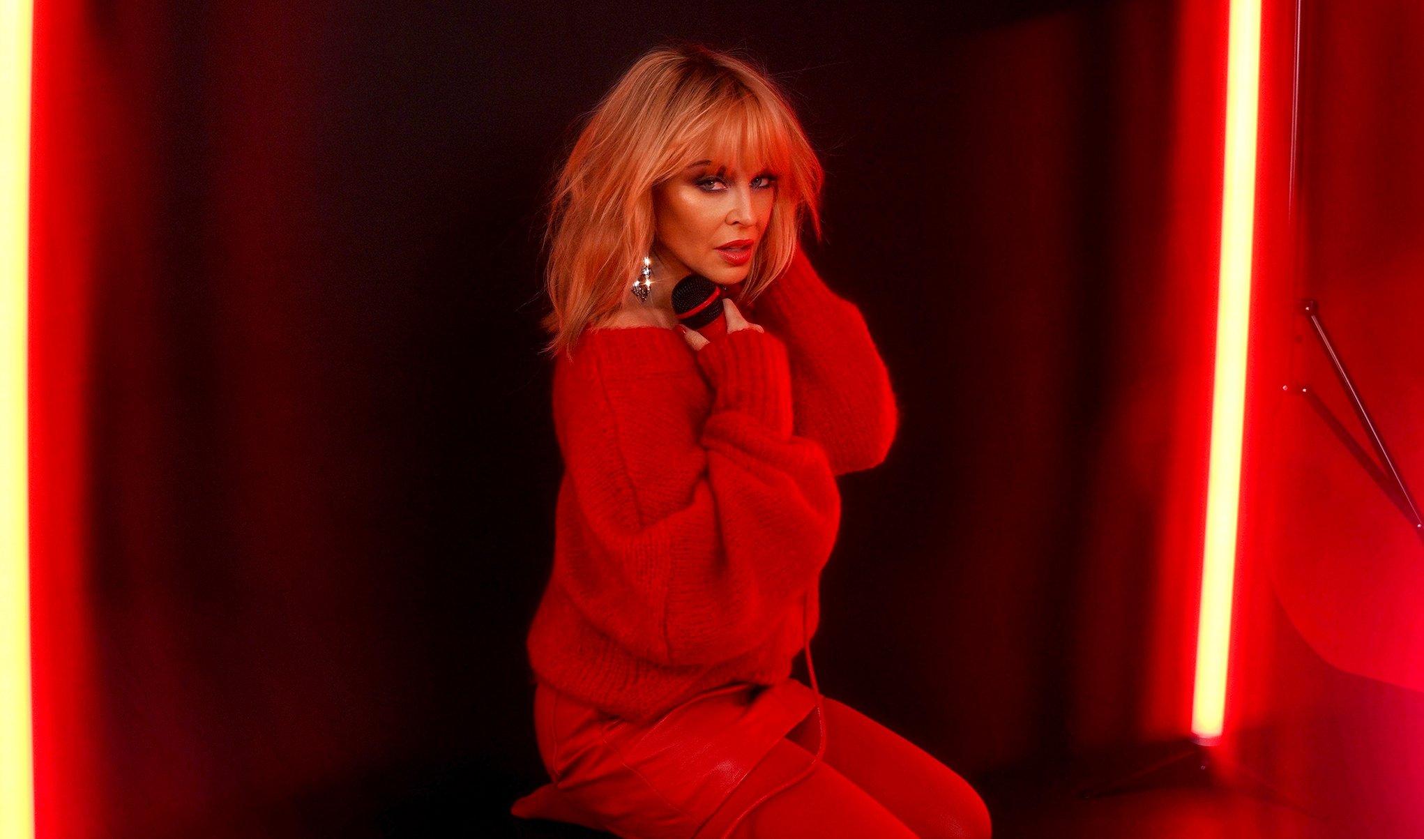 Kylie Minogue publica nuevo trabajo de estudio 'DISCO' 1