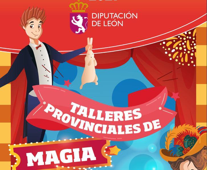 La Diputación abre el plazo para solicitar talleres de teatro, magia y circo que en esta edición financiará al 100% 1