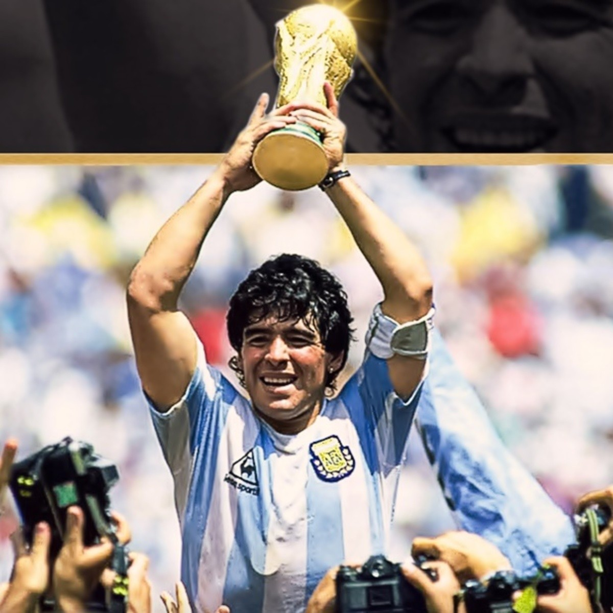 Fallece Diego Armando Maradona 1