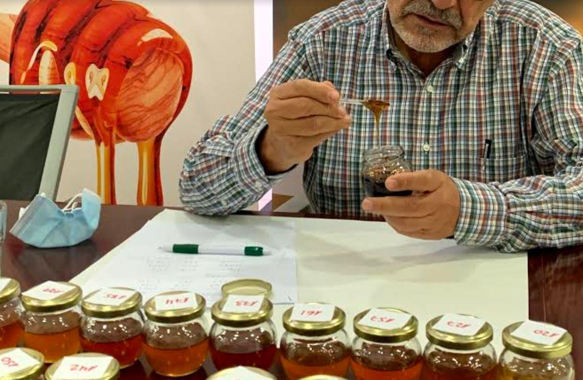 La miel de El Bierzo triunfa en el II Concurso Internacional de Mieles la Provincia de León 1