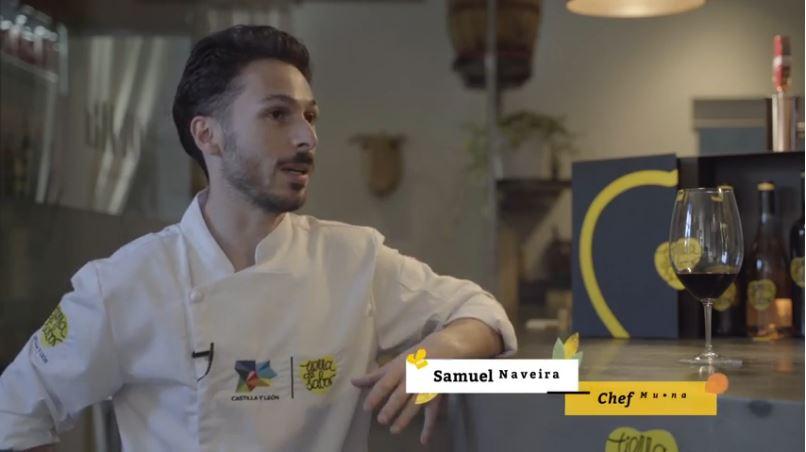El proyecto 'Libre de alérgenos, sin gluten y sin lactosa' elige el MU-NA para protagonizar uno de los capítulos grabados en restaurantes de alta cocina de la Comunidad por el chef Mateo Sierra 1