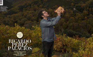 """Ricardo Pérez Palacios 'Titín',  premiado por la revista Fuera de Serie como """"El Personaje fuera de serie 2020 en enología"""" 8"""