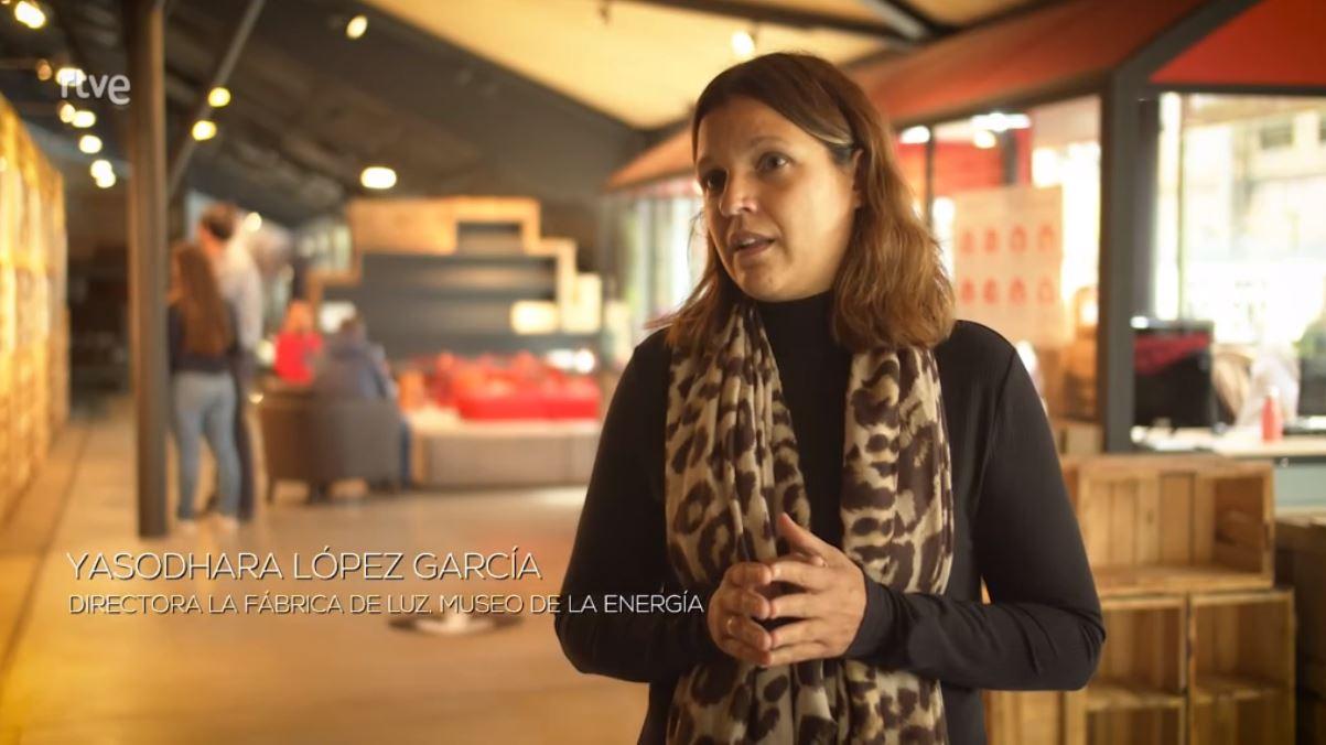 El Museo de la Energía de Ponferrada protagonista del programa de hoy 'La Aventura del Saber' en La 2 de RTVE 1