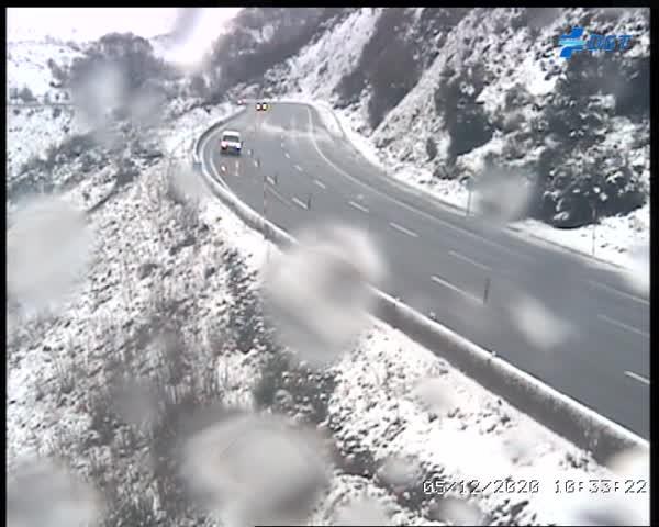 La provincia en Alerta Naranja por nevadas aunque El Bierzo ira mejorando a lo largo de las horas 1