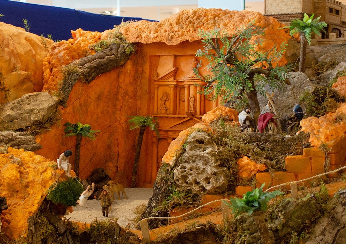 El Belén de Macario ya se puede visitar en El Rosal 7