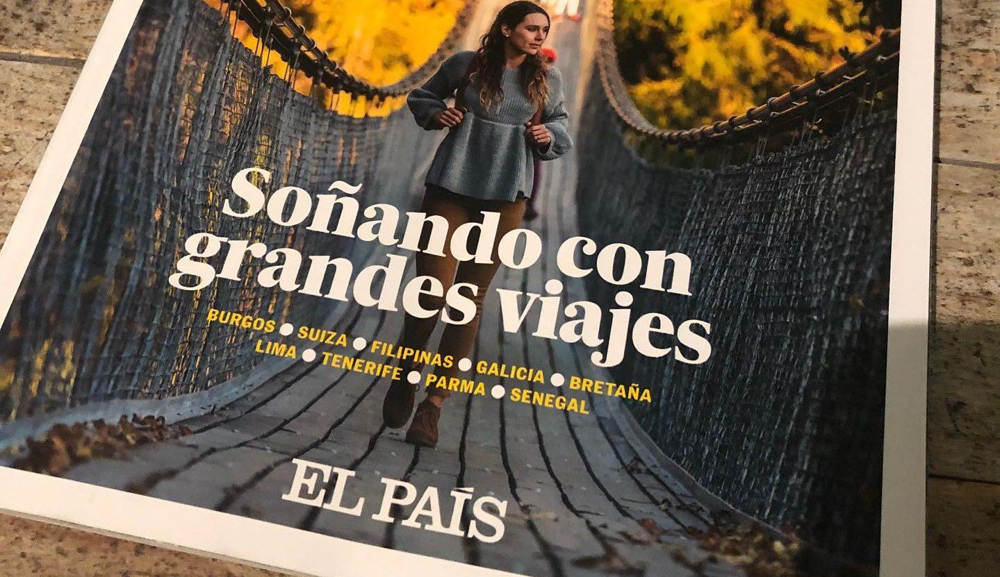 """El Viajero de El País aplaude de nuevo a Samuel Naveira del Mu-Na en el Reportaje """"Promesas de los fogones 1"""