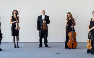 """Concierto del Cuarteto Arcosfere y la clarinetista Laura Tárrega dentro del programa """"La Sinfónica cerca de ti"""" 5"""