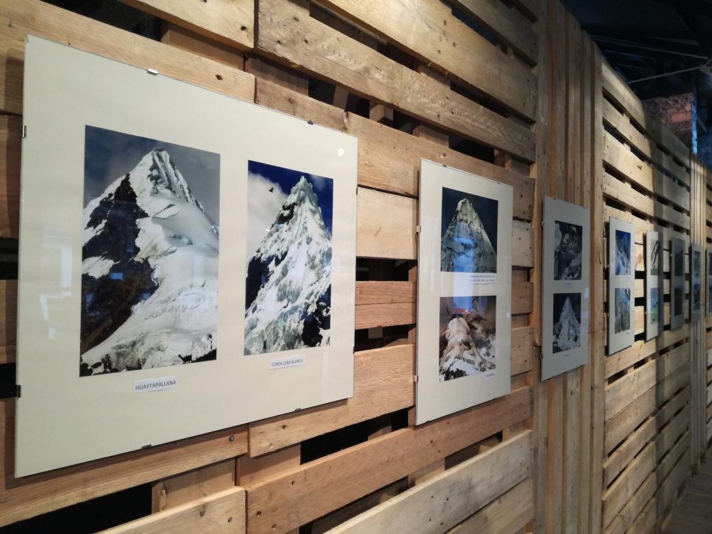 Montañas sagradas del mundo, nueva exposición en el Museo de la Energía 2