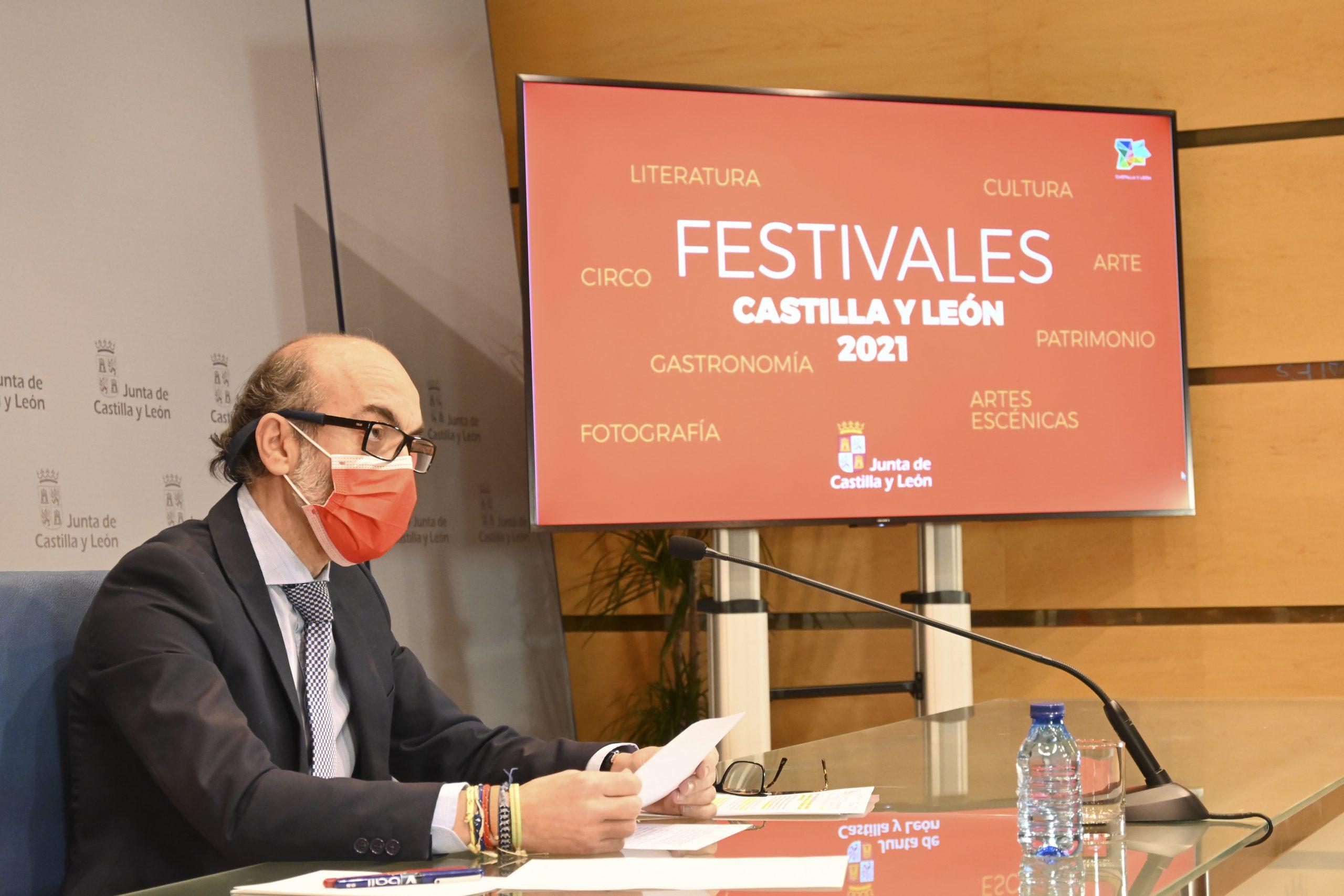 La Junta presenta su calendario de Festivales para 2021, apostando por novedosas temáticas como la fotografía, la literatura, la gastronomía y las artes escénicas 1