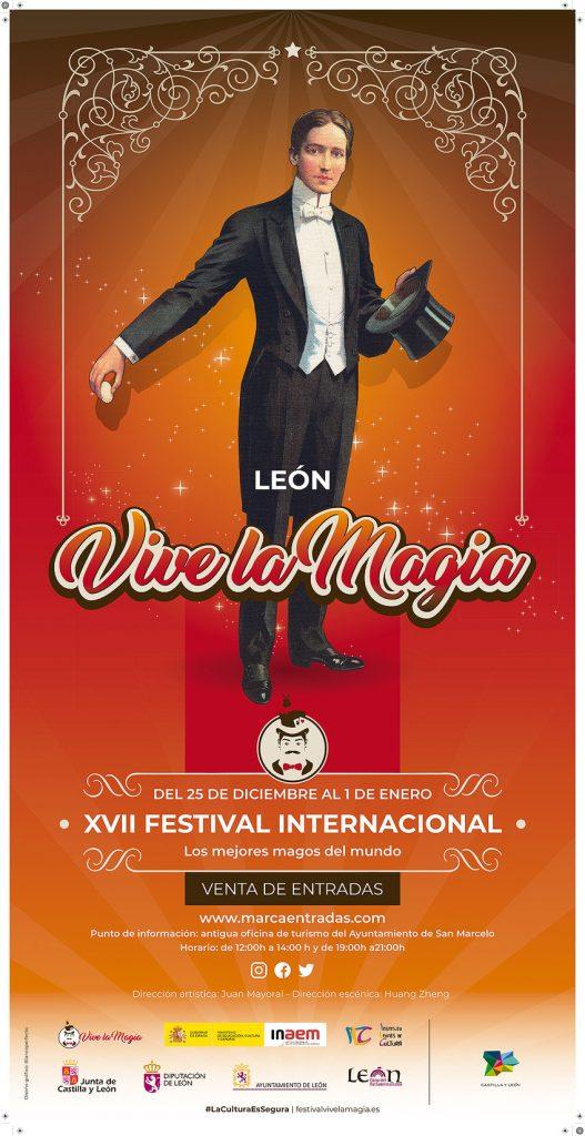 El festival 'Vive la Magia' pasará en Navidad por Bembibre, Villafranca y Camponaraya 12