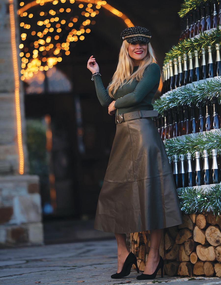 La periodista berciana Mónica Domínguez lanza  'NORTE COLLECTION', una marca de moda nacida de sus viajes y experiencias 3