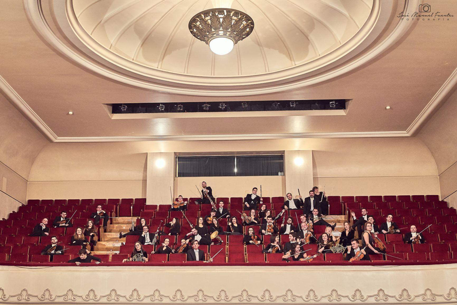 El Bergidum inicia 2021 con Bach y Tchaikovsky en el Concierto de Año Nuevo de la Camerata Clásica de Ponferrada 1