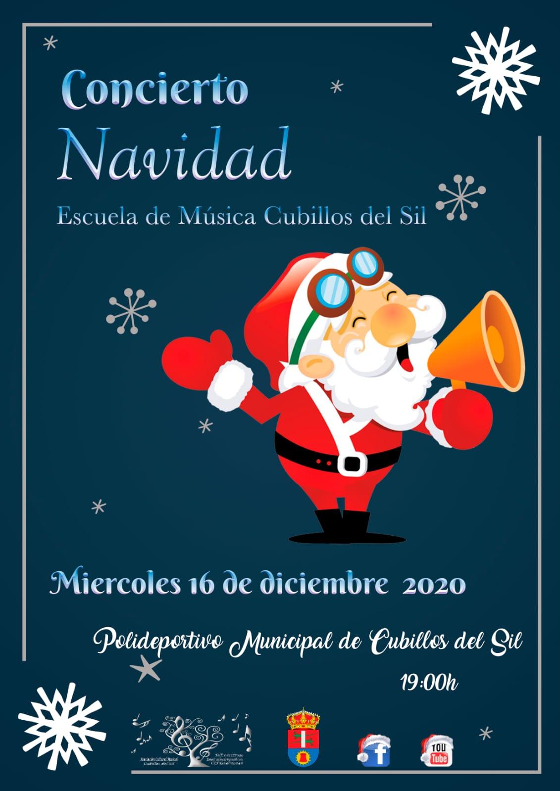 Programa de Navidad 2020 en Cubillos del Sil 2