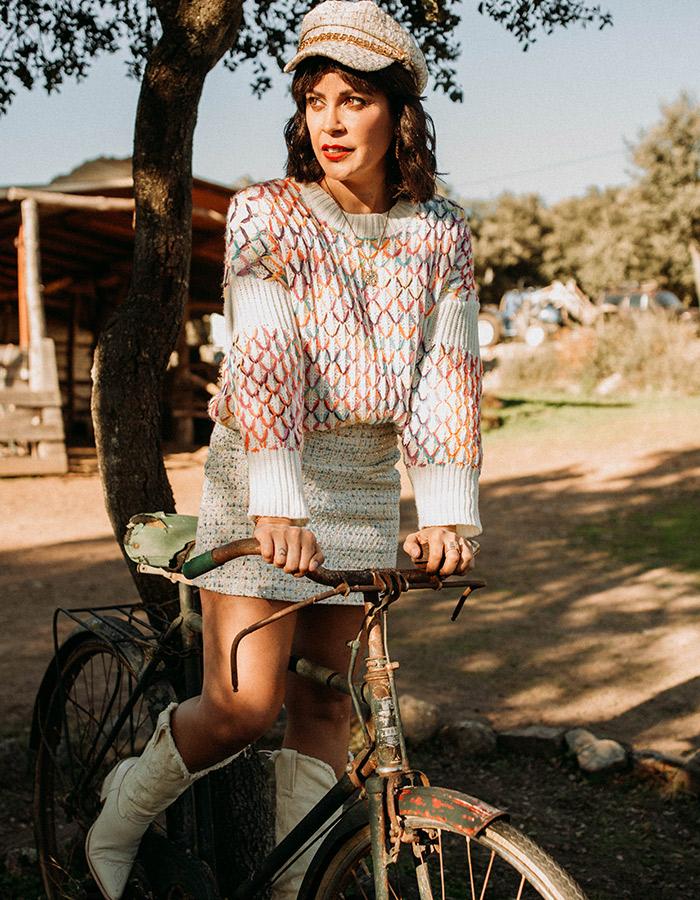 La periodista berciana Mónica Domínguez lanza  'NORTE COLLECTION', una marca de moda nacida de sus viajes y experiencias 4