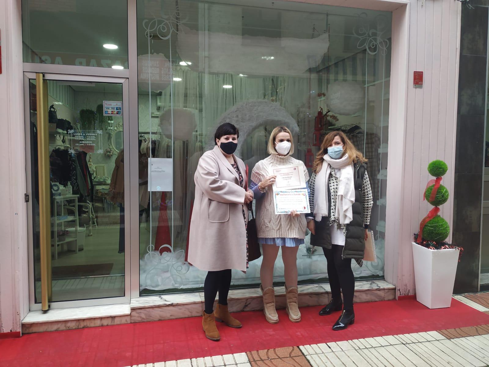 Estos son los ganadores del concurso de escaparates organizado por el Ayuntamiento de Bembibre 7