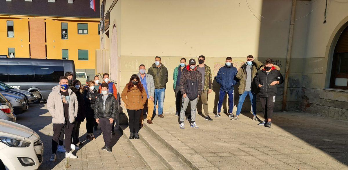 """Comienza en Villafranca del Bierzo el curso del programa mixto de empleo """"ANCARES IX 1"""