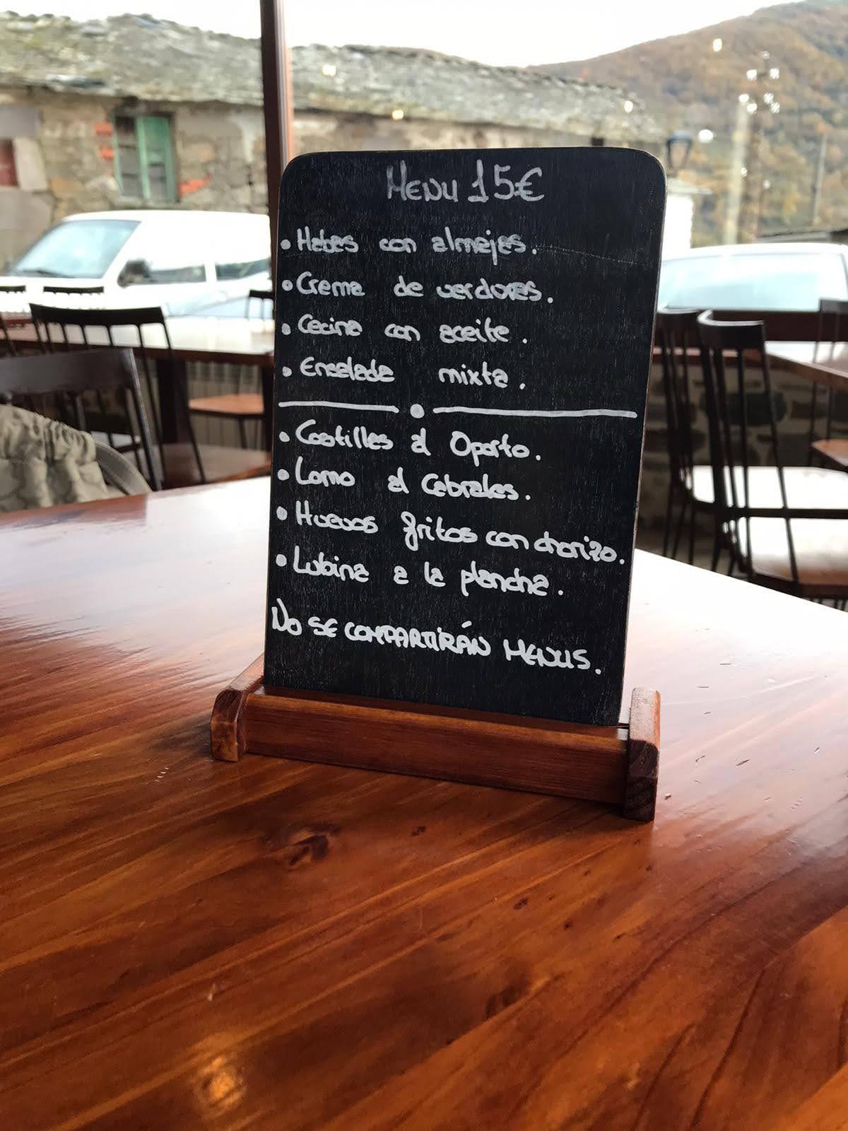 Reseña gastronómica: Hotel Rural La Bolera en Robles de Laciana 5
