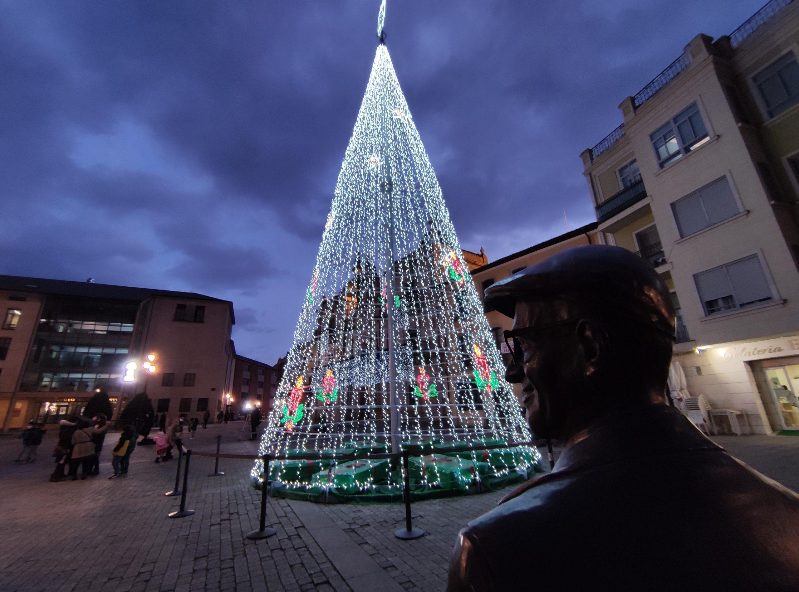 Fotogalería: Ponferrada ilumina la Navidad 2020 6