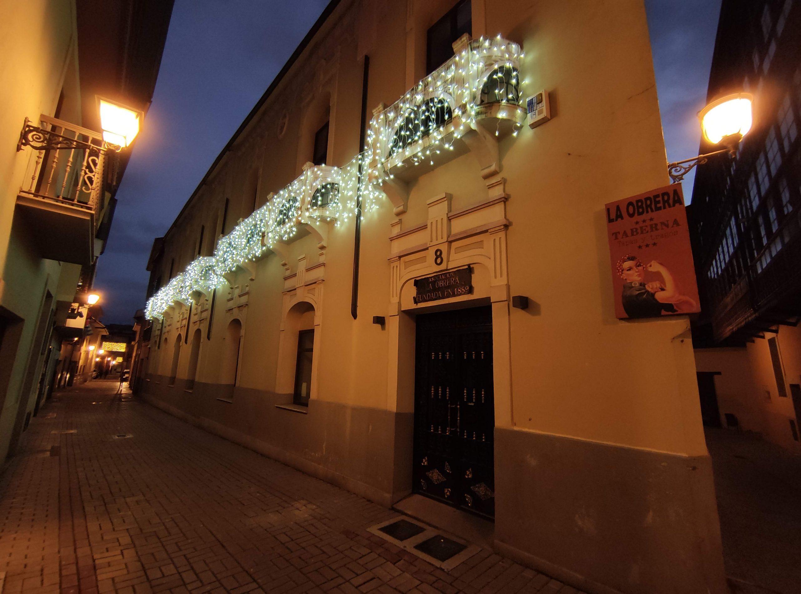 Fotogalería: Ponferrada ilumina la Navidad 2020 3