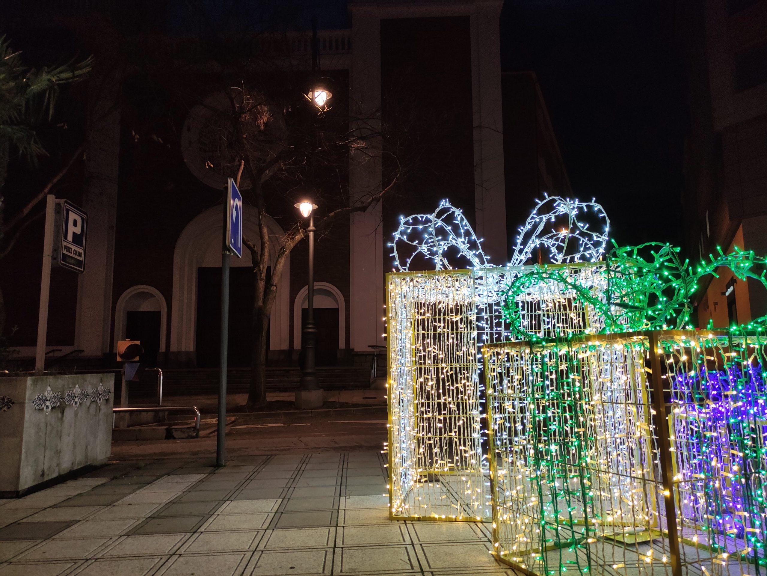 Fotogalería: Ponferrada ilumina la Navidad 2020 2