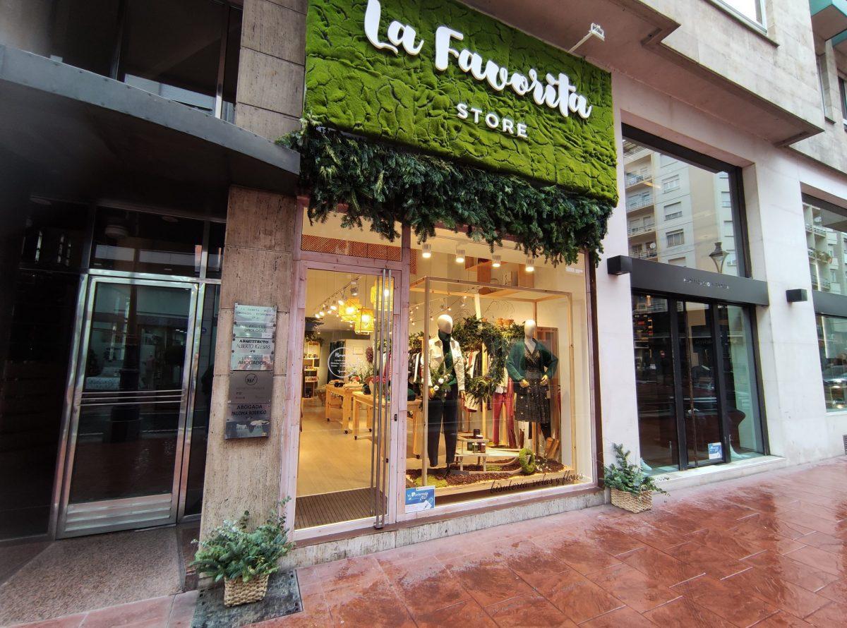 La Favorita Concept Store organiza su primer Christmas Market este domingo 1