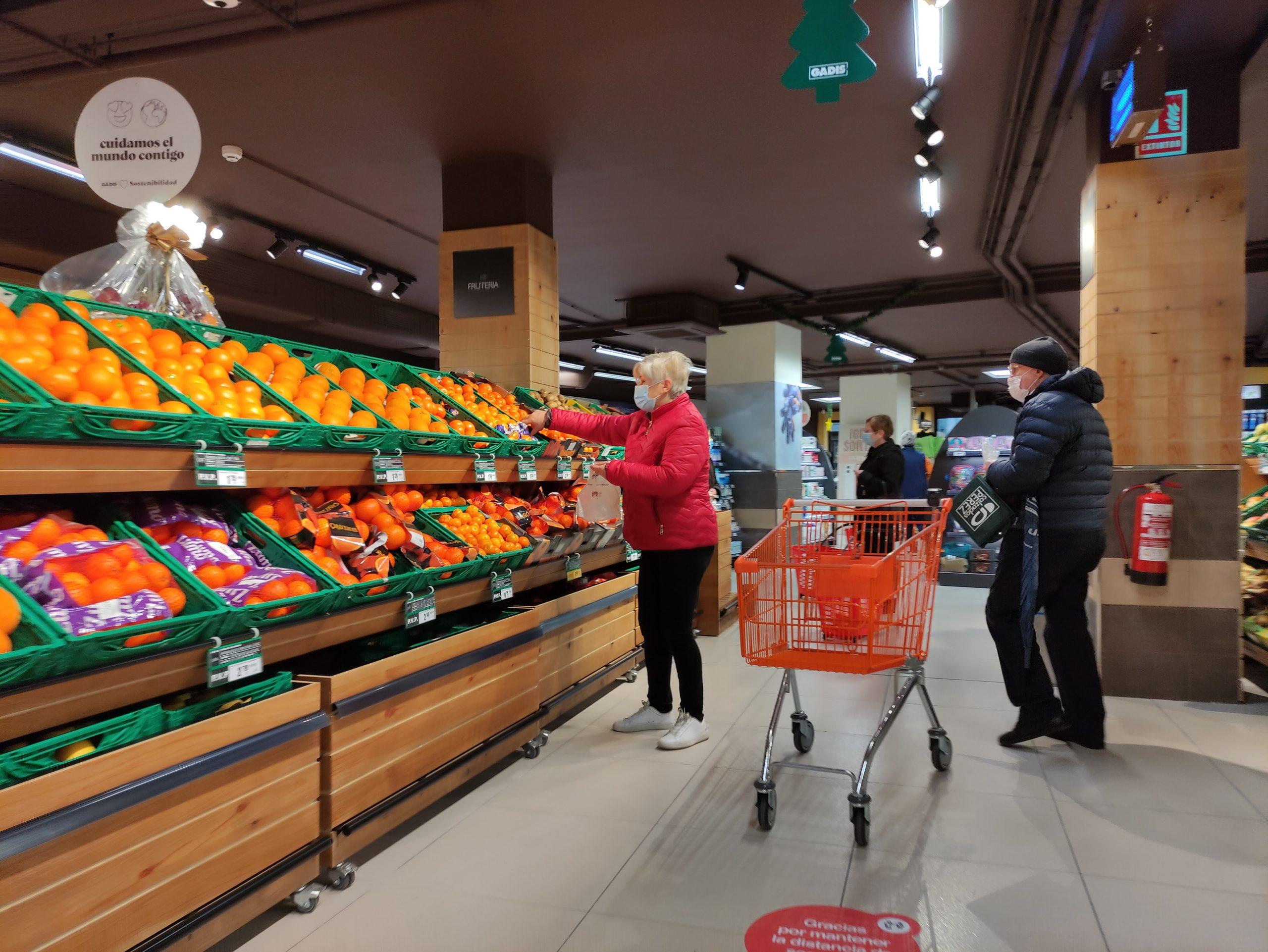 El Supermercado GADIS de la Calle Ancha reabre en Ponferrada, ampliando la superficie de venta 2