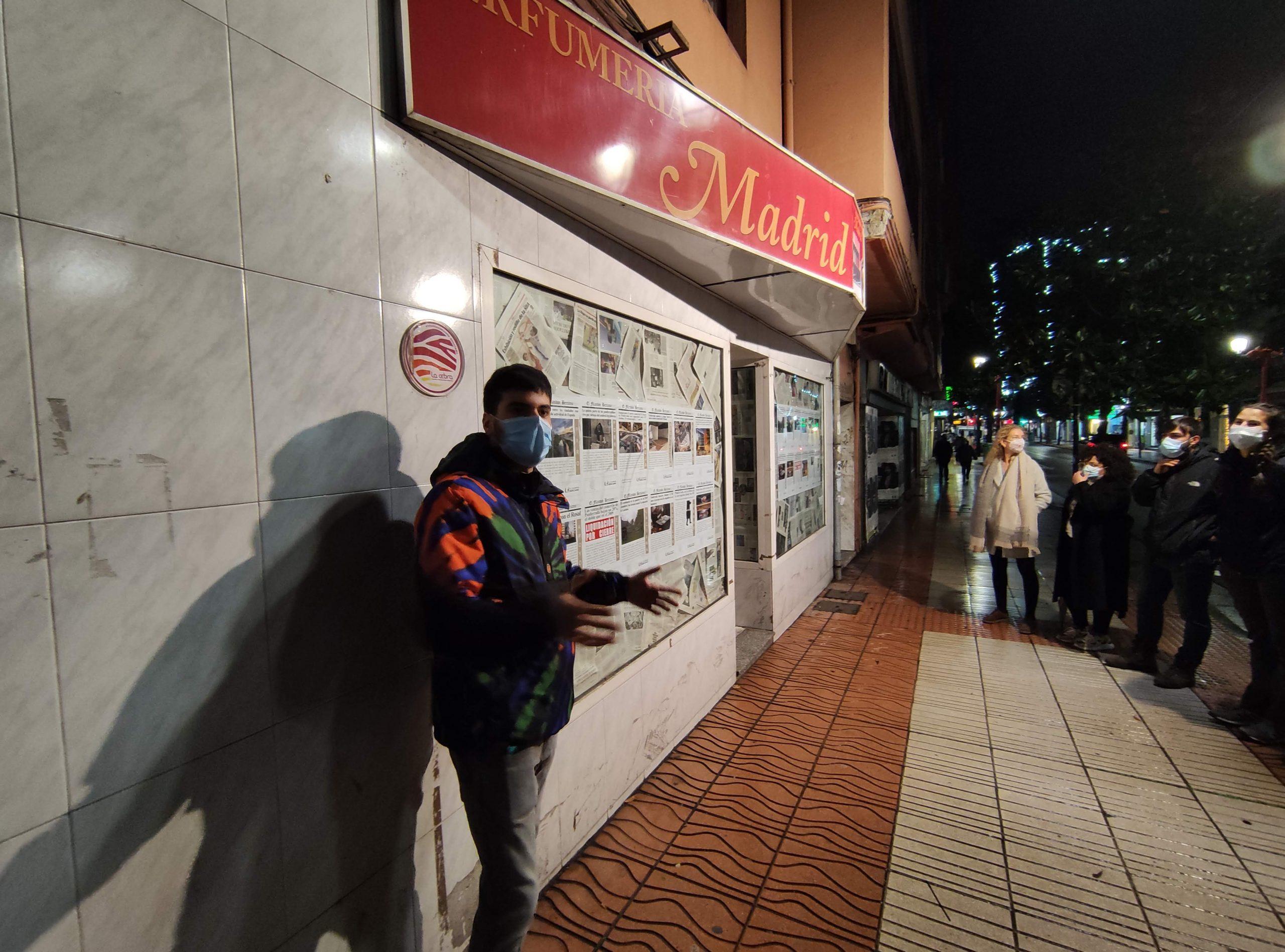 """Inaugurada la exposición """"La Puebla desde los que no la vimos latir"""", una mirada crítica al crecimiento cortoplacista ponferradino 4"""