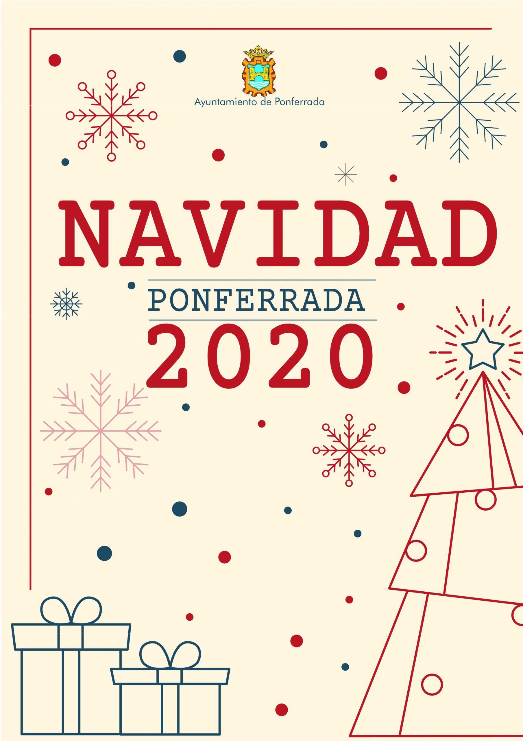 Programa de Navidad 2020 en Ponferrada 2