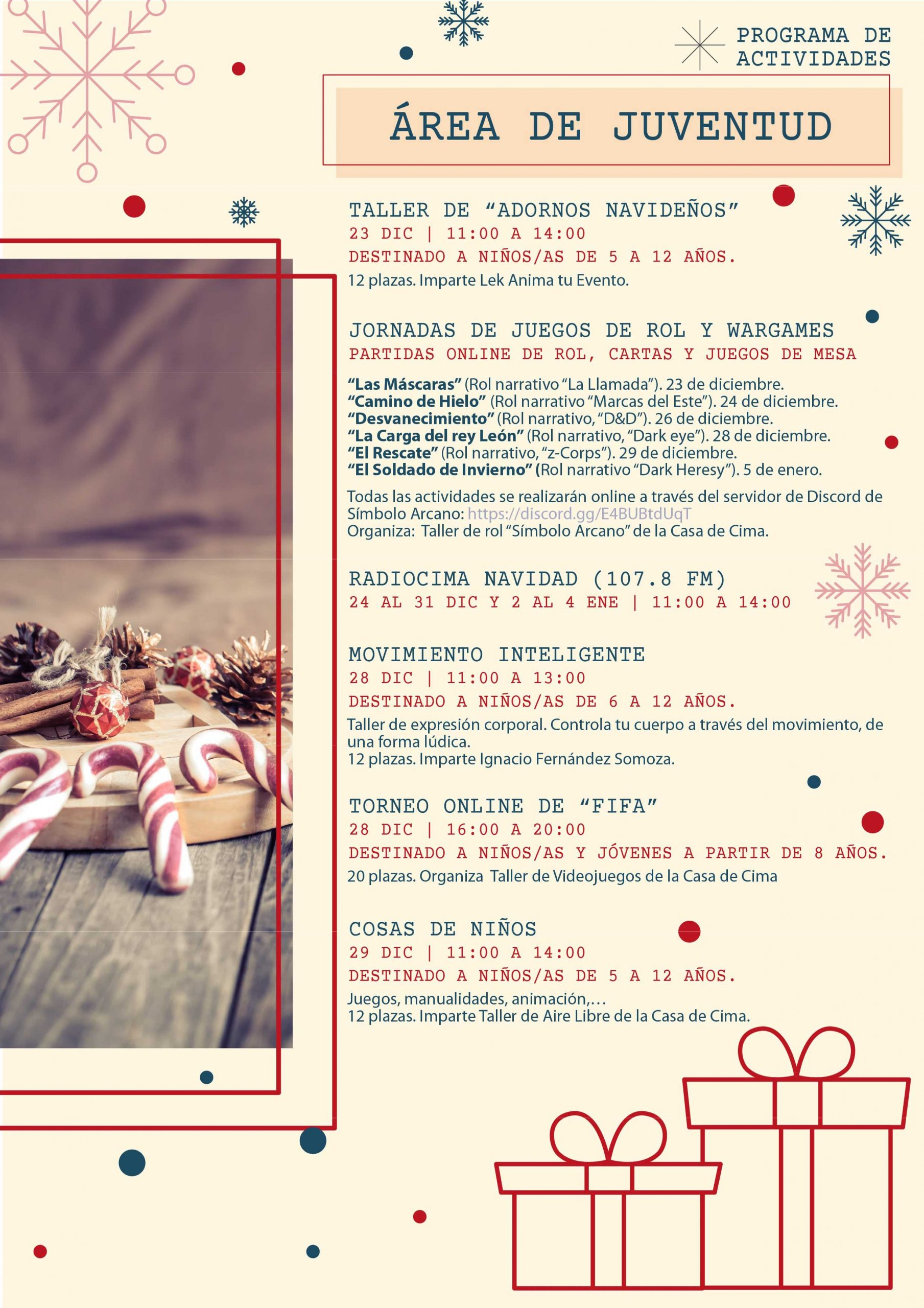 Programa de Navidad 2020 en Ponferrada 6