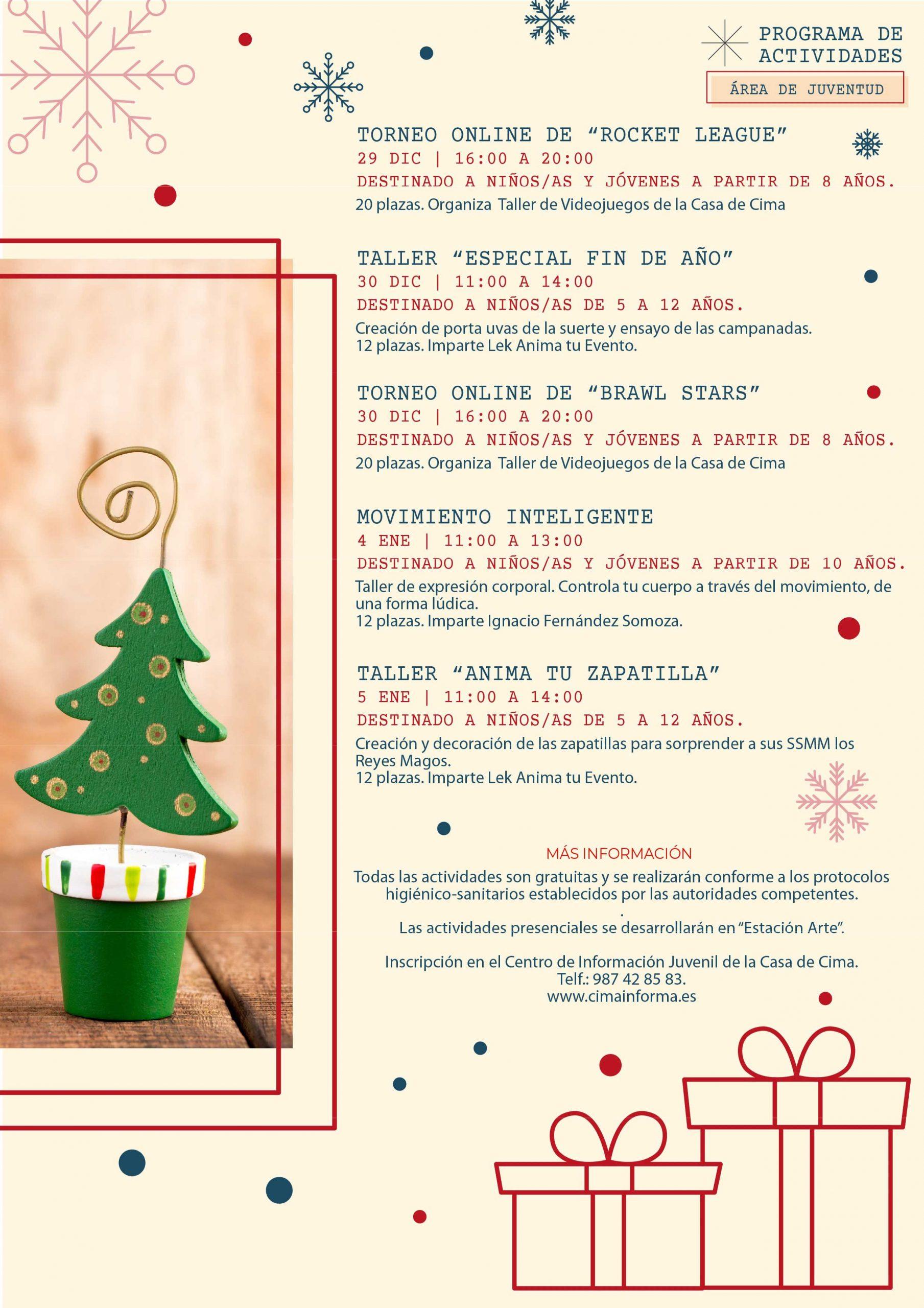 Programa de Navidad 2020 en Ponferrada 7